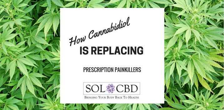 How Cannabidiol is Replacing Prescription Painkillers
