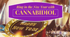 Ring In the New Year with Cannabidiol!