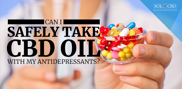 How CBD Oil and Antidepressants Interact