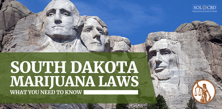 Is CBD Oil Legal in South Dakota?