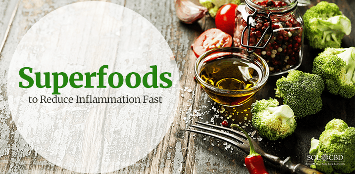 Foods That Fight Inflammation: 5 Powerful Natural Remedies