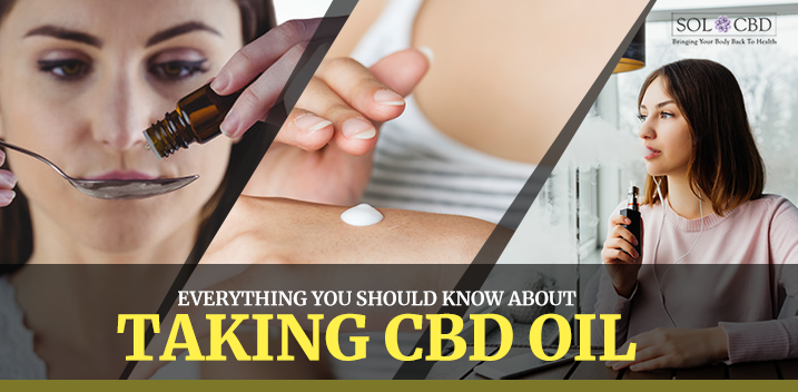 How To Take CBD Oil