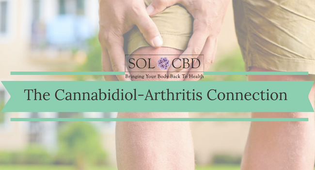 The Cannabidiol-Arthritis Connection