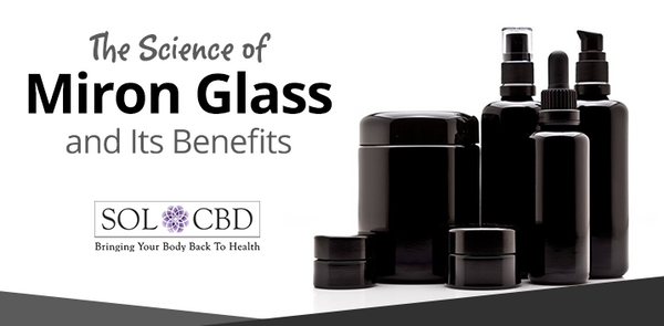The Science of Miron Glass and Its Benefits for Healing Oils