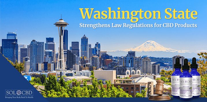 New Washington State Law for CBD Products