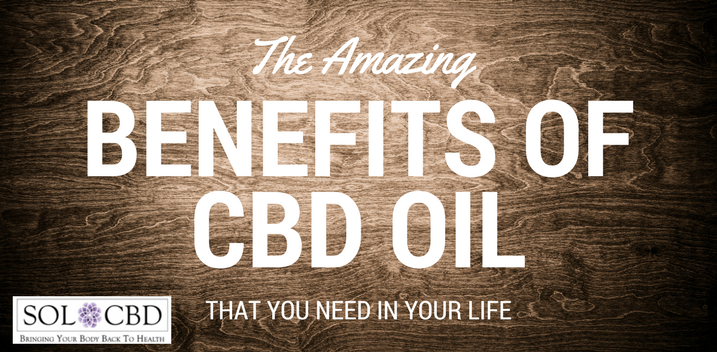 The Benefits of CBD Oil You Probably Didn't Know