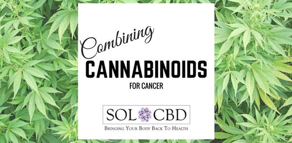 Combining Cannabinoids for Cancer