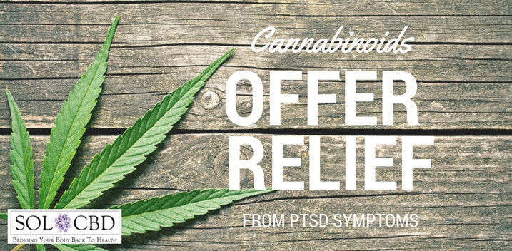 Cannabinoids Offer Relief from PTSD Symptoms