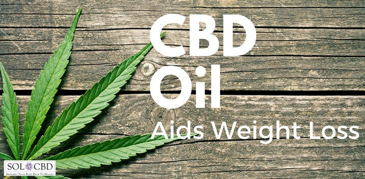 CBD Oil Could Help Support Your Weight Loss