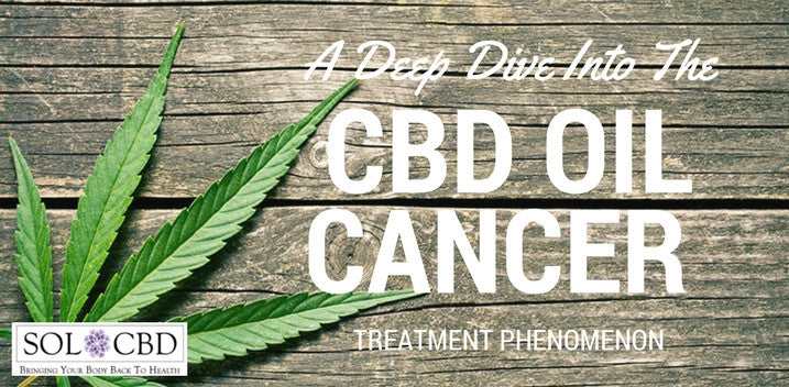 A Deep  Dive Into The CBD Oil Cancer Treatment Phenomenon