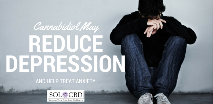 Cannabidiol Has Potential to Reduce Depression
