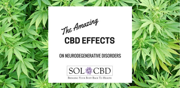 The Amazing CBD Effects on Neurodegenerative Disorders