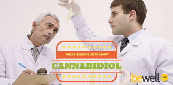 What The Science Says About Cannabidiol