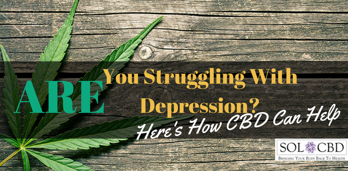 Struggling with Depression? Here's How CBD Can Help