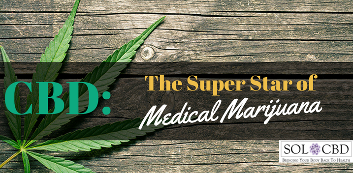 CBD: The Superstar of Medical Marijuana