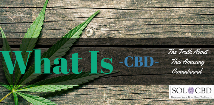 What Is CBD? The Truth About This Amazing Cannabinoid