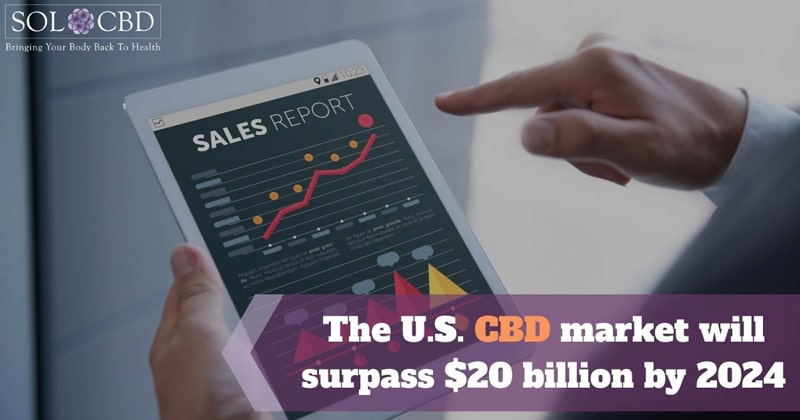 The Growth of the CBD Industry