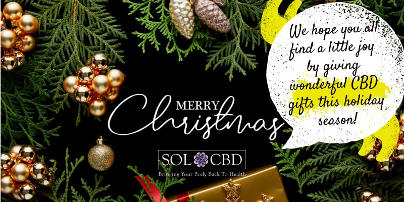 We hope you all find a little joy by giving wonderful CBD gifts this holiday season.