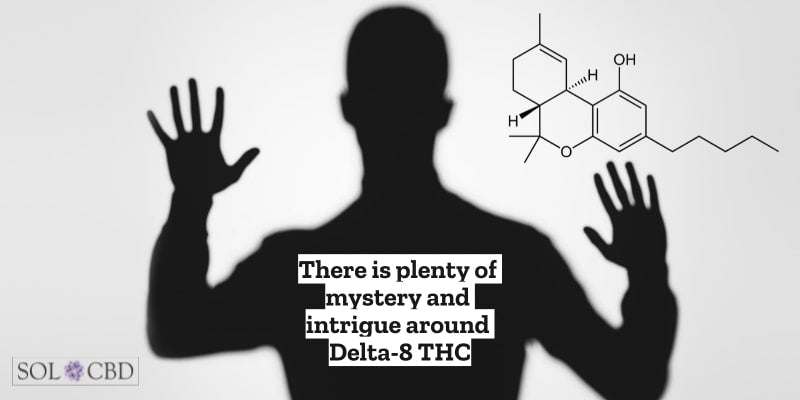 There is plenty of mystery and intrigue around Delta-8 THC.