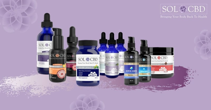 You've been patiently waiting for us to get to CBD products.
