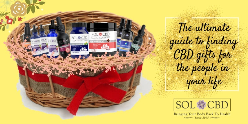 The ultimate guide to finding CBD gifts for the people in your life.