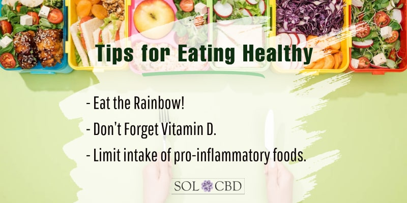 If you've made a habit of eating well, then it's highly probable that your immune system is reaping the benefits.