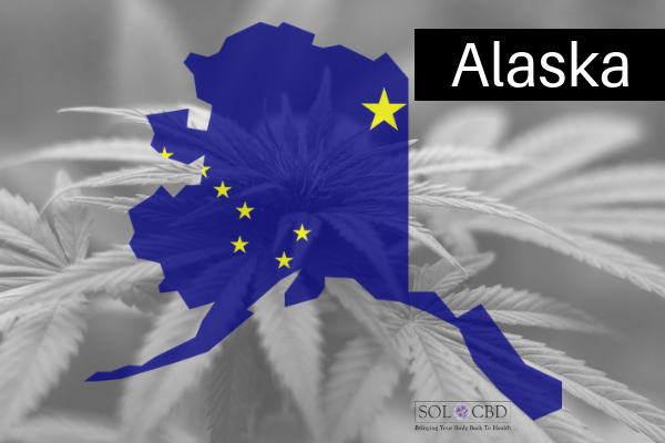 What Does the Law Say about CBD Oil in Alaska?