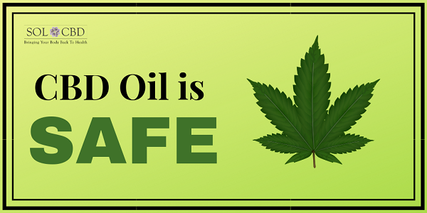 Is Cannabidiol Safe to Use?