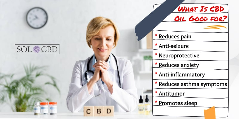 When it comes to CBD oil, consumers report numerous interrelated therapeutic and clinical benefits.