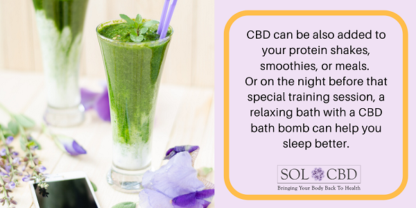 The many ways you can add CBD as a pre-workout supplement to your fitness regimen.