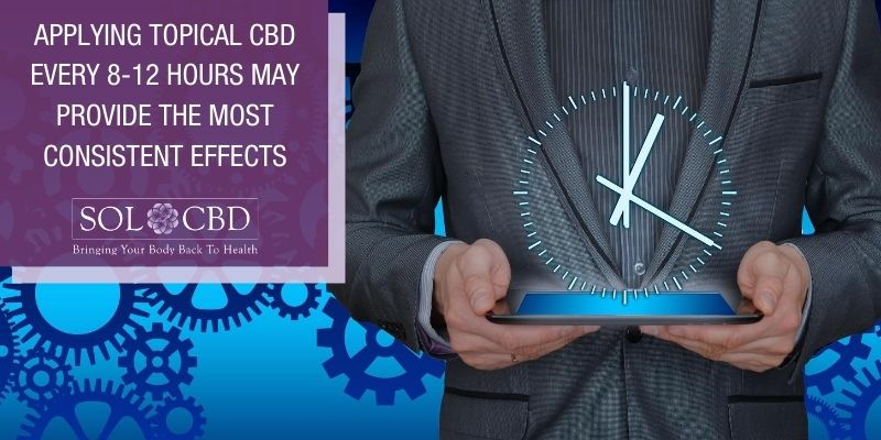 How Long Do the Effects of CBD Cream on Pain Last?