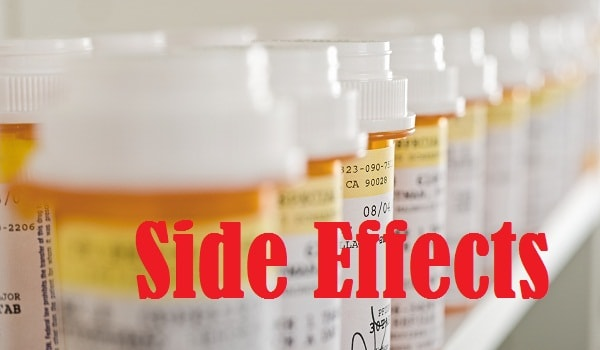 CBD oil side effects when combined with other pharmaceuticals.