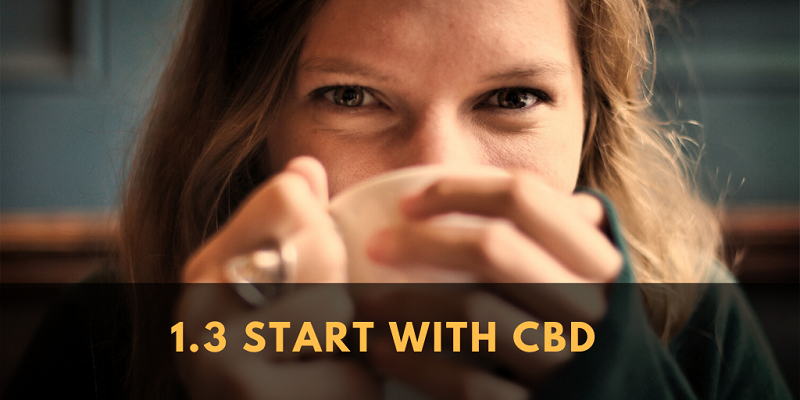 If you battle anxiety or depression, a few drops of CBD oil in your morning coffee could make a big difference.