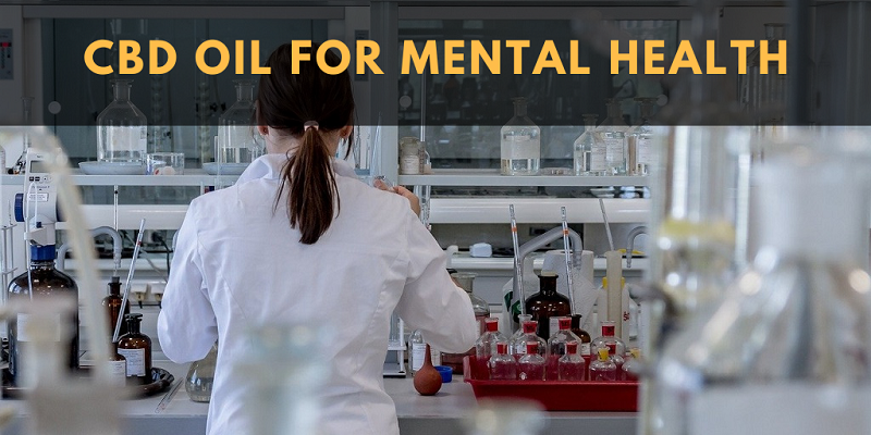 There's lots of anecdotal evidence that CBD can relieve symptoms of mental health disorders—such as anxiety.