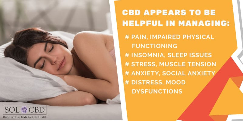 The impacts of CBD on the health and wellness industry will continue to rely on the benefits that people get from it.