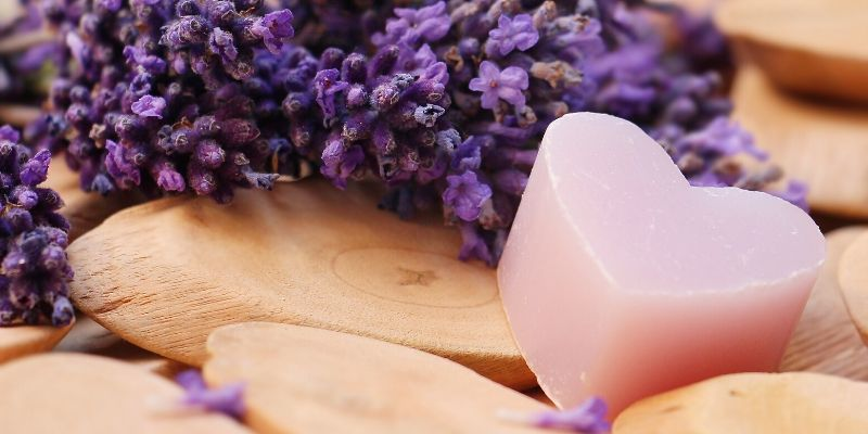 Splashing a few drops of lavender on your pillow can soothe and calm a busy, overstimulated mind.