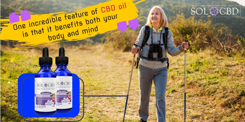 Customer Review - Pure CBD Tincture Cinnamint Flavor
