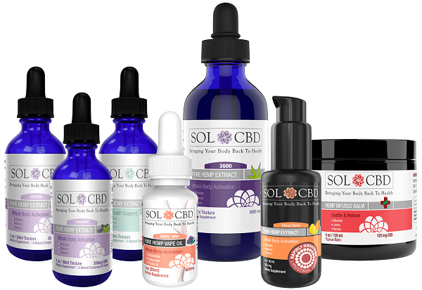 CBD and other marijuana-derived products as an alternative to pharmaceuticals are here to stay.