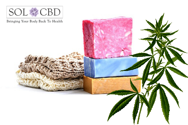 CBD Bath Salts, CBD Soap, Etc.