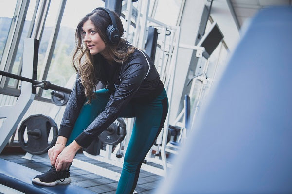 CBD's mood-elevating properties help prepare you for a workout by allowing your mind to relax in preparation for your gym session.