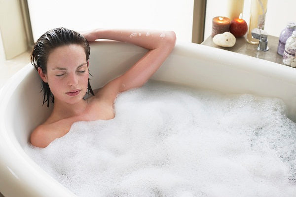 CBD can be administered in many ways, but CBD bathing is one of the most gratifying.
