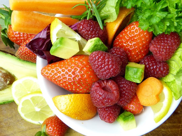 Foods that fight inflammation: fruits and vegetables