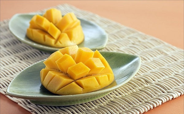 An excellent source of myrcene is mangoes.