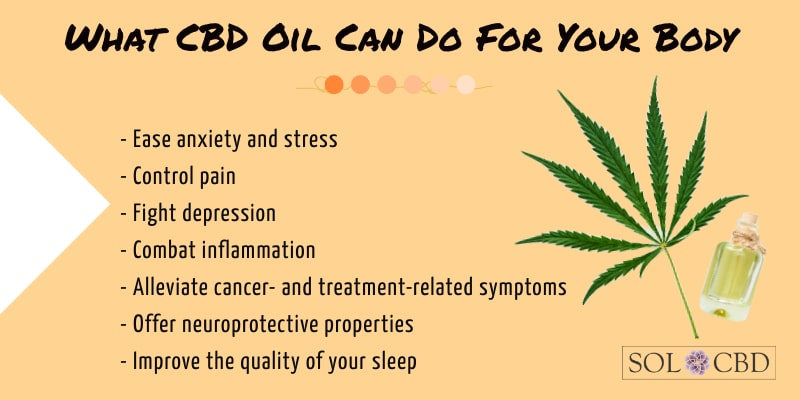 What CBD Oil Can Do For Your Body