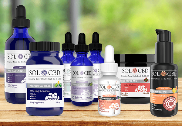 CBD is now available in many forms.