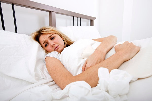 Menstrual cramps are pains felt in the lower abdomen, before and during menstruation.