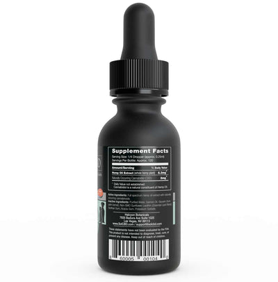 Liposomal CBD Oil For Dogs and Cats