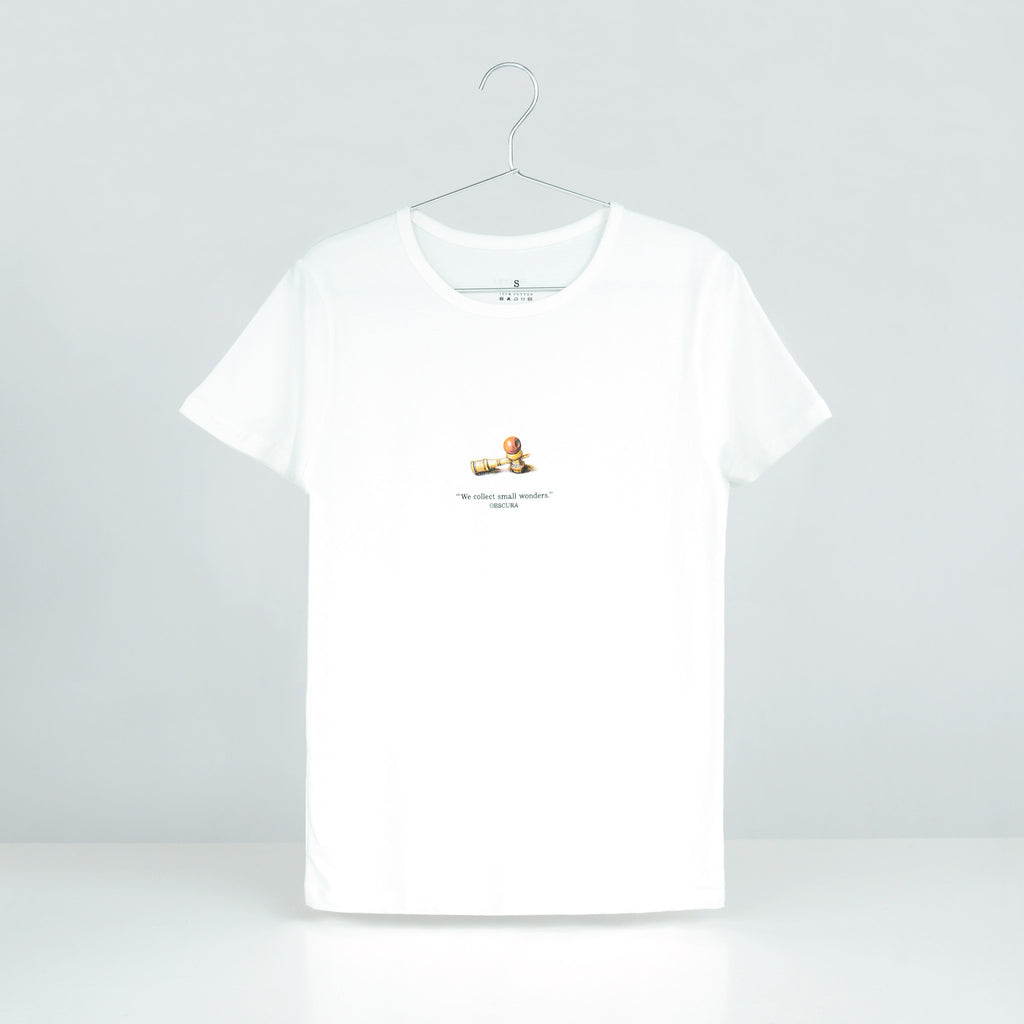 We Collect Small Wonders Tee
