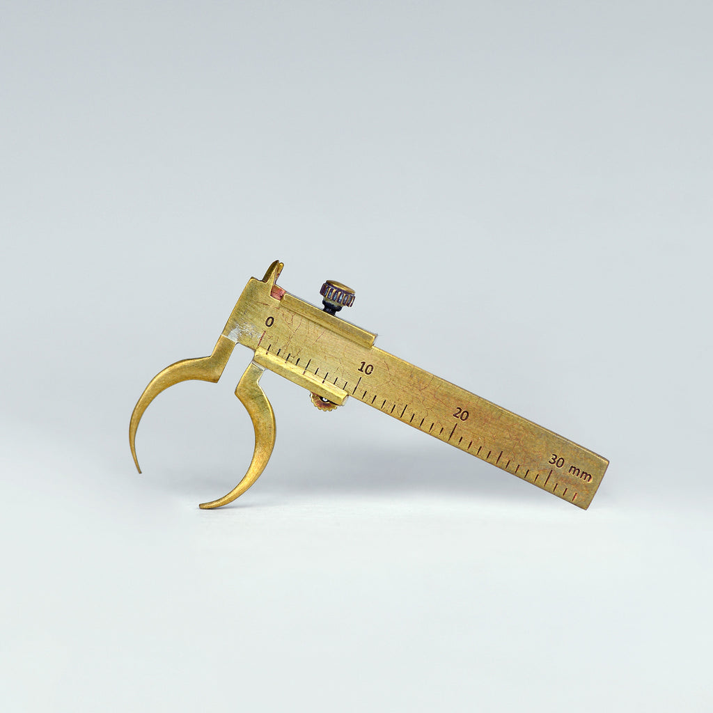 Objects of Love Artwork #4: Measurer by Innie + Outie
