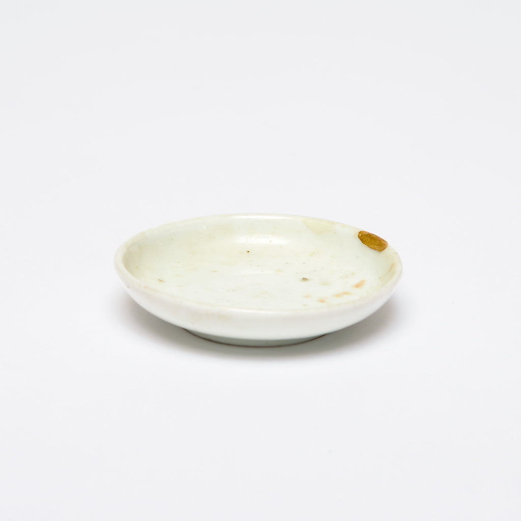 Color of abundance #10: Plate repaired by Kintsugi